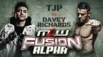 Major League Wrestling marks return with MLW Fusion: ALPHA