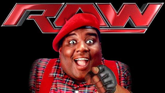WrestleMania 31 Raw live