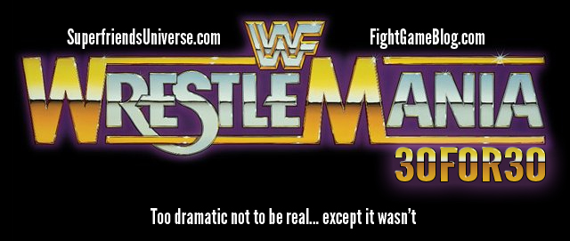 WrestleMania IV podcast
