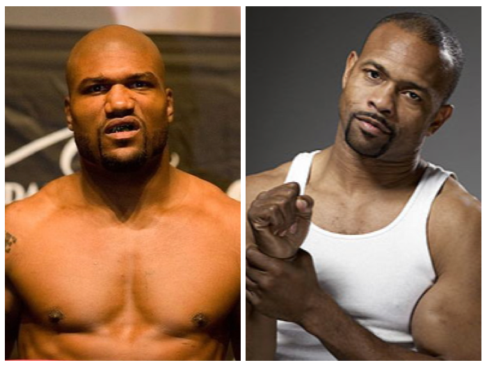 Rampage vs. Roy Jones