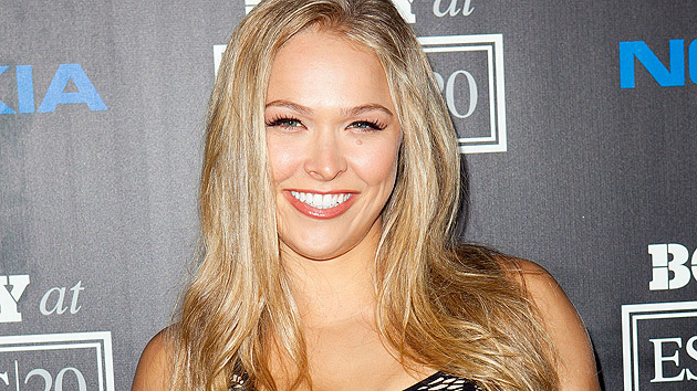 Ronda Rousey Fast & Furious