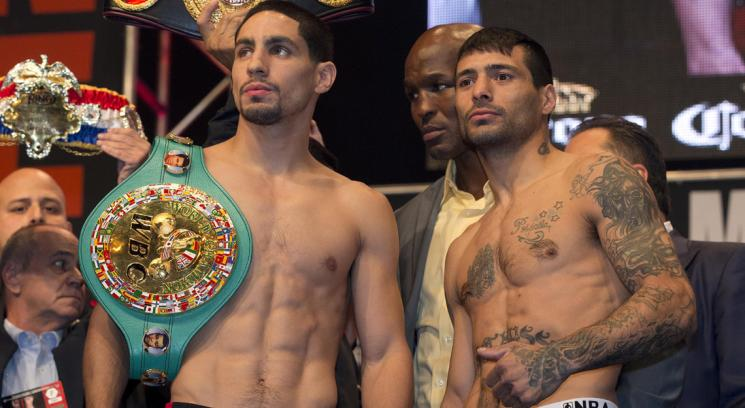 Garcia vs. Matthysse play by play