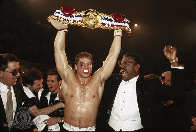 Tommy Morrison passes away