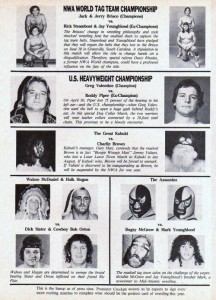 Hulk Hogan Starrcade 83