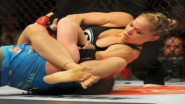 ronda rousey's next opponent