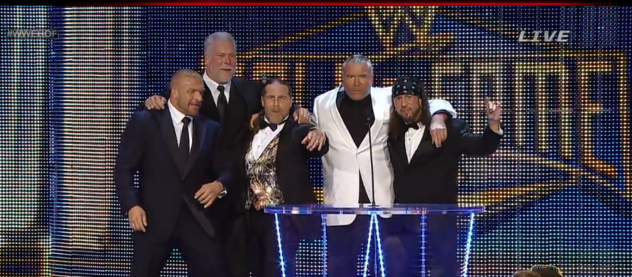 2014 WWE Hall Of Fame