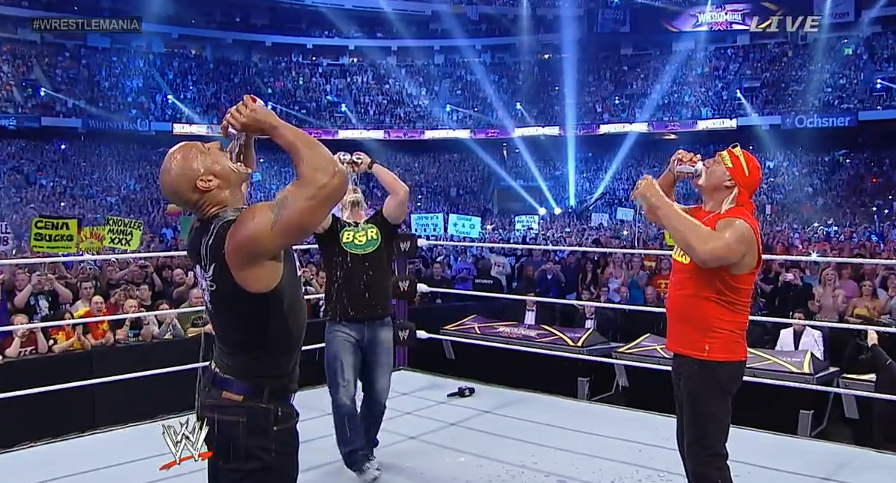 WrestleMania XXX video
