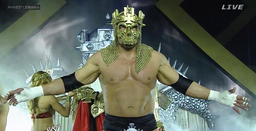 WrestleMania live coverage