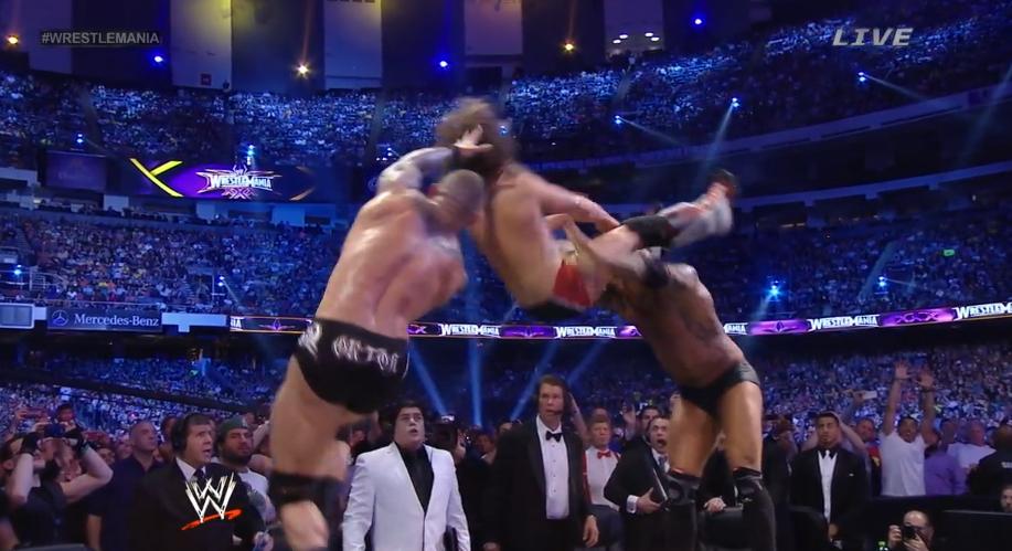 WrestleMania XXX live coverage