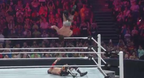 Adrian Neville vs Sami Zayn