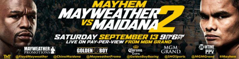 All Access: Mayweather vs Maidana 2