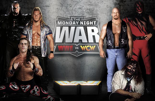 Monday Night War episode 3