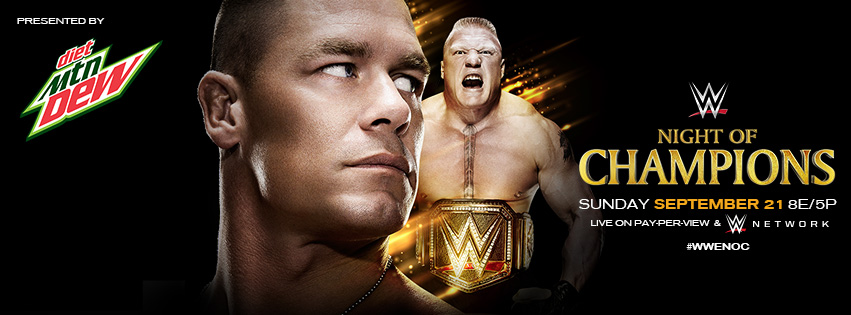 Night of Champions live coverage