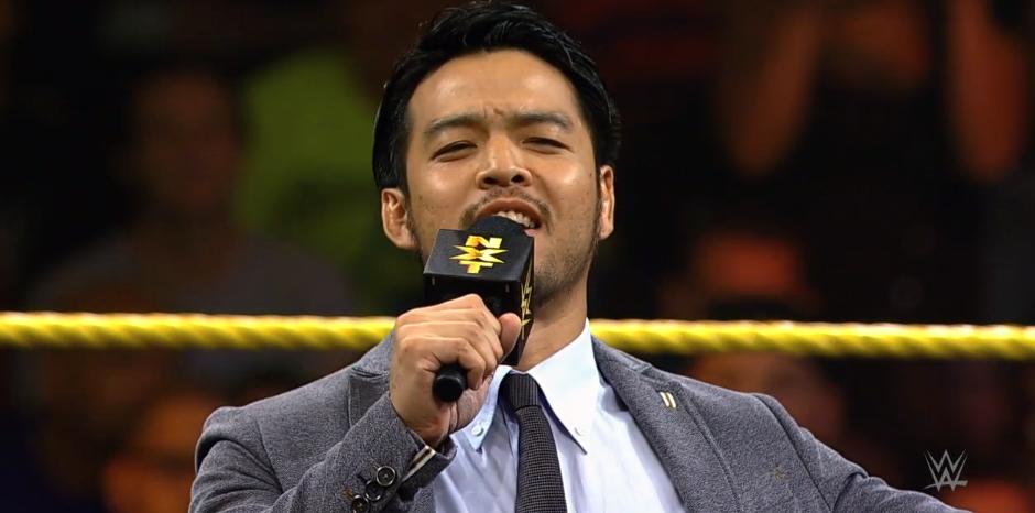 Kenta on NXT Takeover