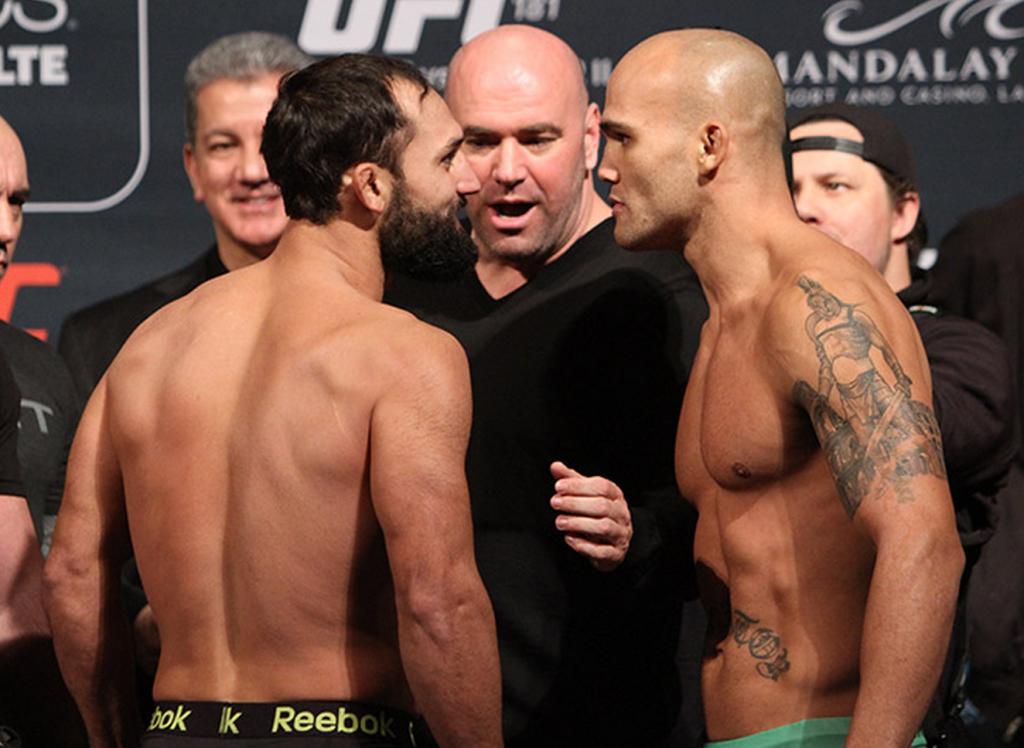 UFC 181 live