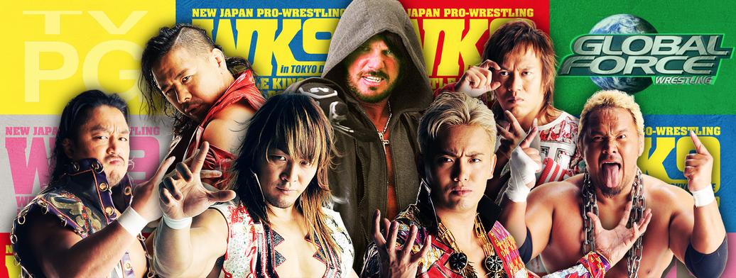 Wrestle Kingdom 9 live coverage