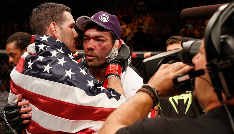 MMA year in review