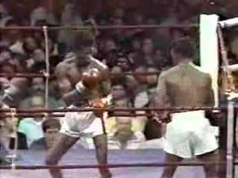 Sugar Ray Leonard vs Floyd Mayweather