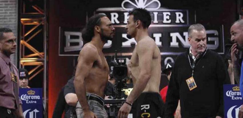 Robert Guerrero vs Keith Thurman live