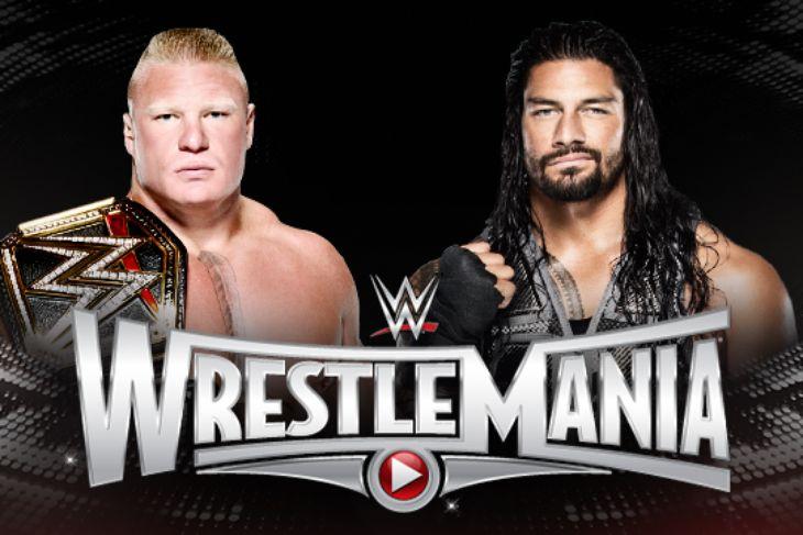 Wrestlemania 31 live