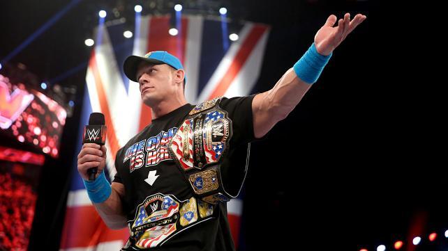John Cena is great