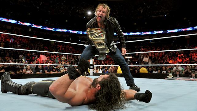 Joey Mercury pins Seth Rollins