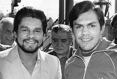 Roberto Duran Vs Pipino Cuevas