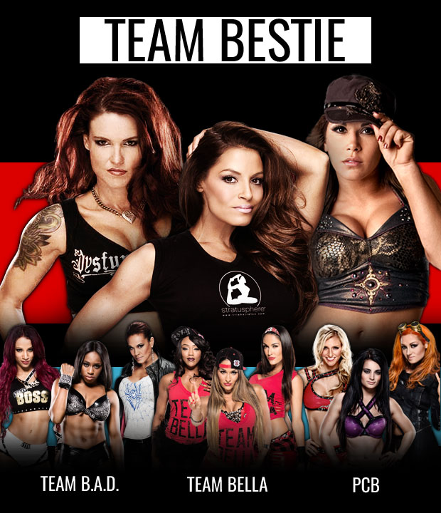 Team PCB vs Team Bestie