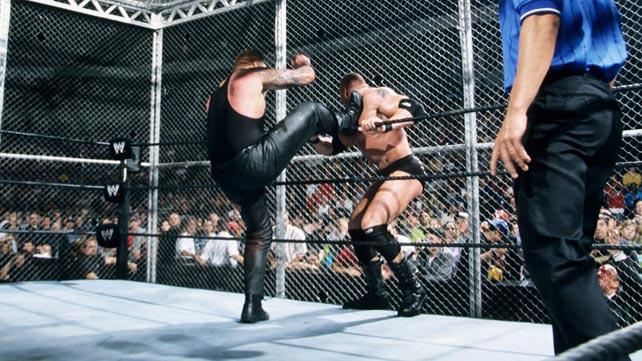 Brock Lesnar Vs The Undertaker At No Mercy