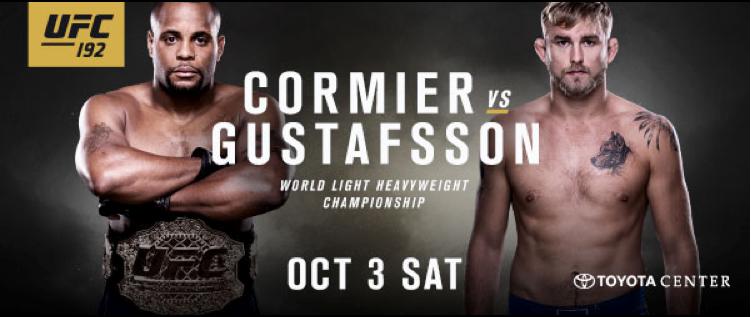 UFC 192 preview