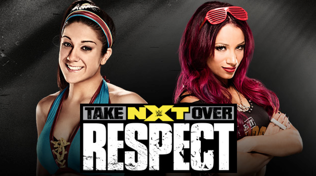NXT Takeover Respect live