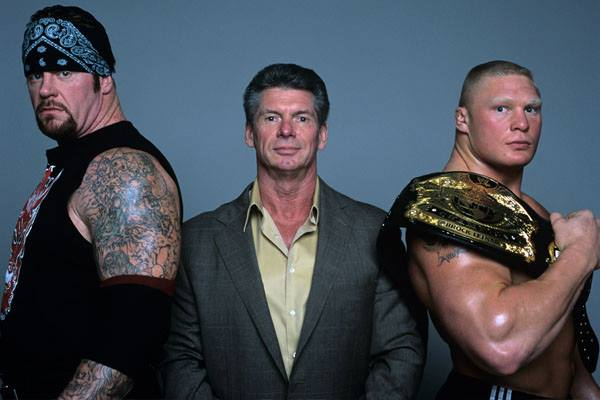 Brock Lesnar Vs The Undertaker at Unforgiven