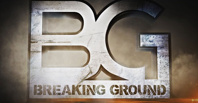 Breaking Ground series premier