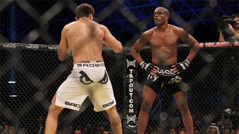 Silva vs Maia