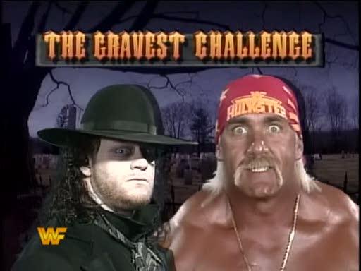 Hulk Hogan's gravest challenge