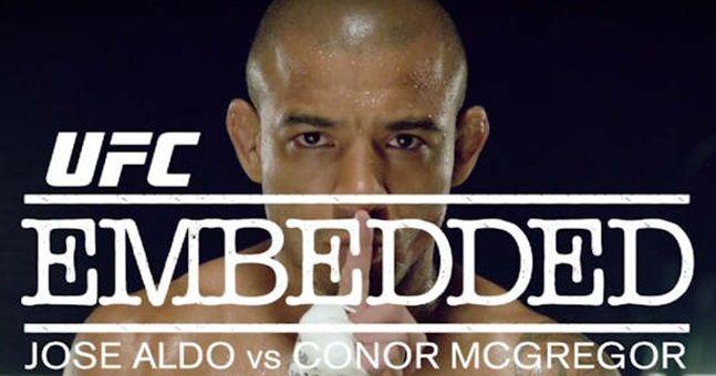 UFC 194 Embedded