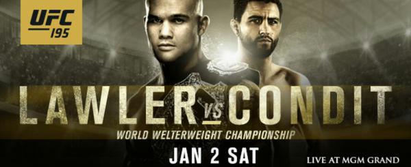 UFC 195 preview