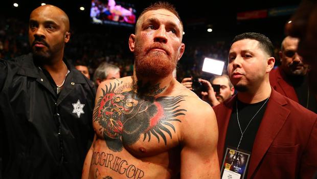 Conor Mcgregor vs the UFC