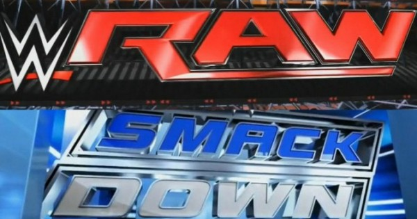 WWE announces a brand split