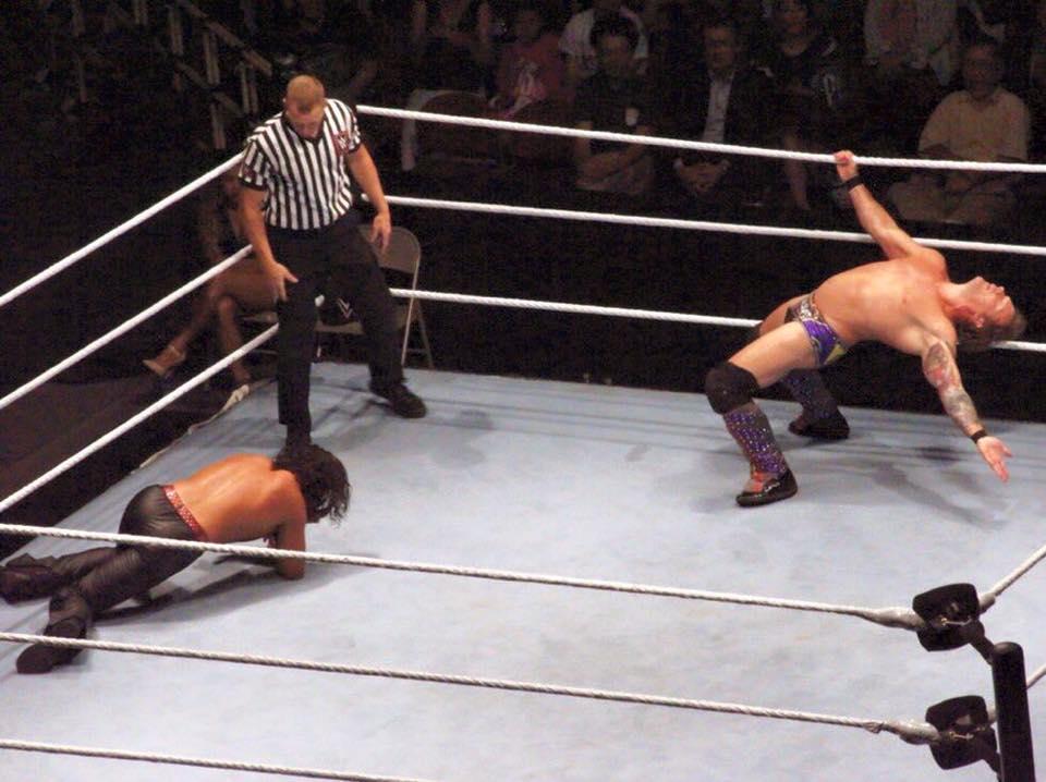 Jericho vs Nakamura