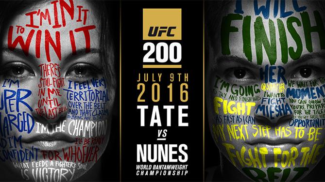 UFC 200 live coverage