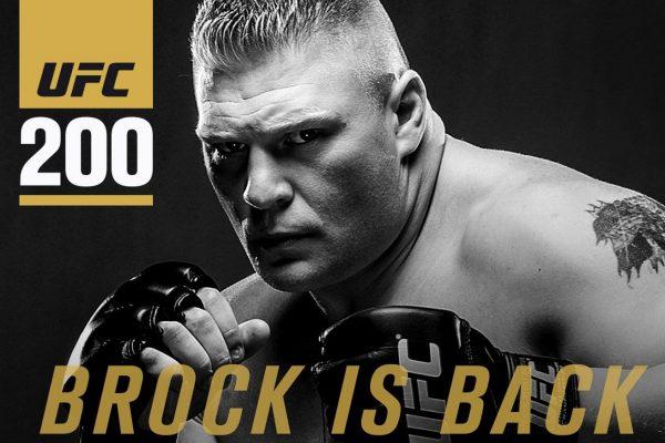 UFC 200 preview