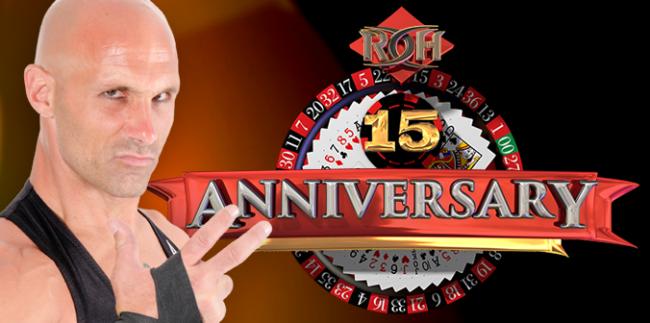ROH 15th Anniversary