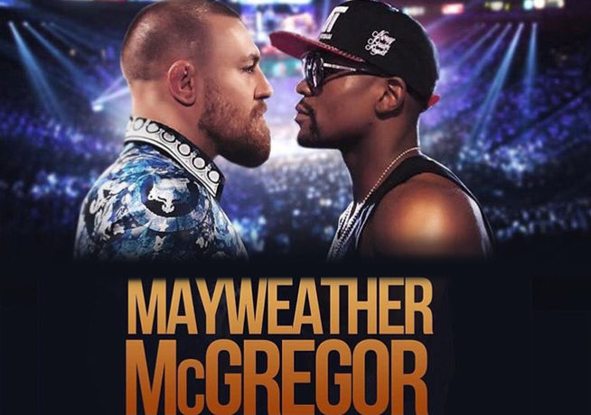 all access: mayweather vs mcgregor