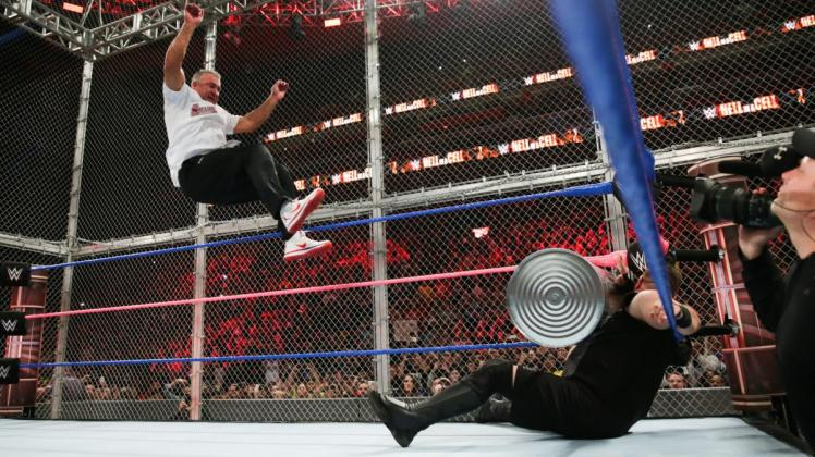 hell in a cell recap
