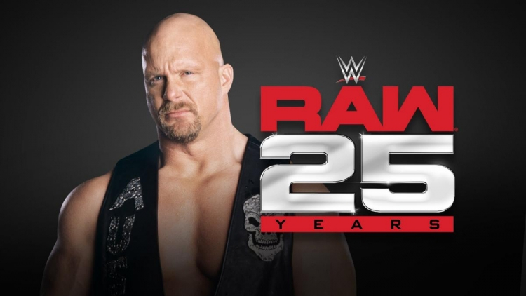 Raw25 live coverage