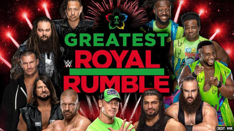 greatest royal rumble live coverage