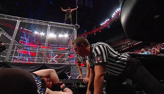 Extreme Rules review