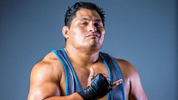 Jeff Cobb's aew debut