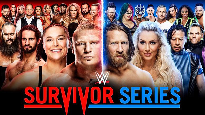 Survivor Series live coverage